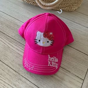 💞 Hello Kitty Baseball Cap Hat by Sanrio